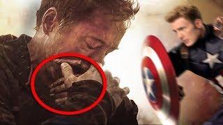 La Terrible Enfermedad En la Mano que Podria Ocultar Tony Stark