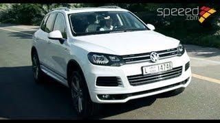 VW Touareg - فولكس واجن طوارق