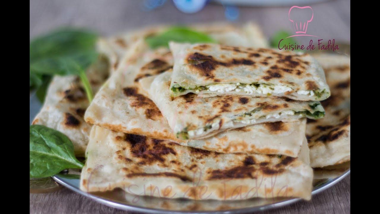 G zleme galette turque farcie - Ary abittan cuisine turque ...