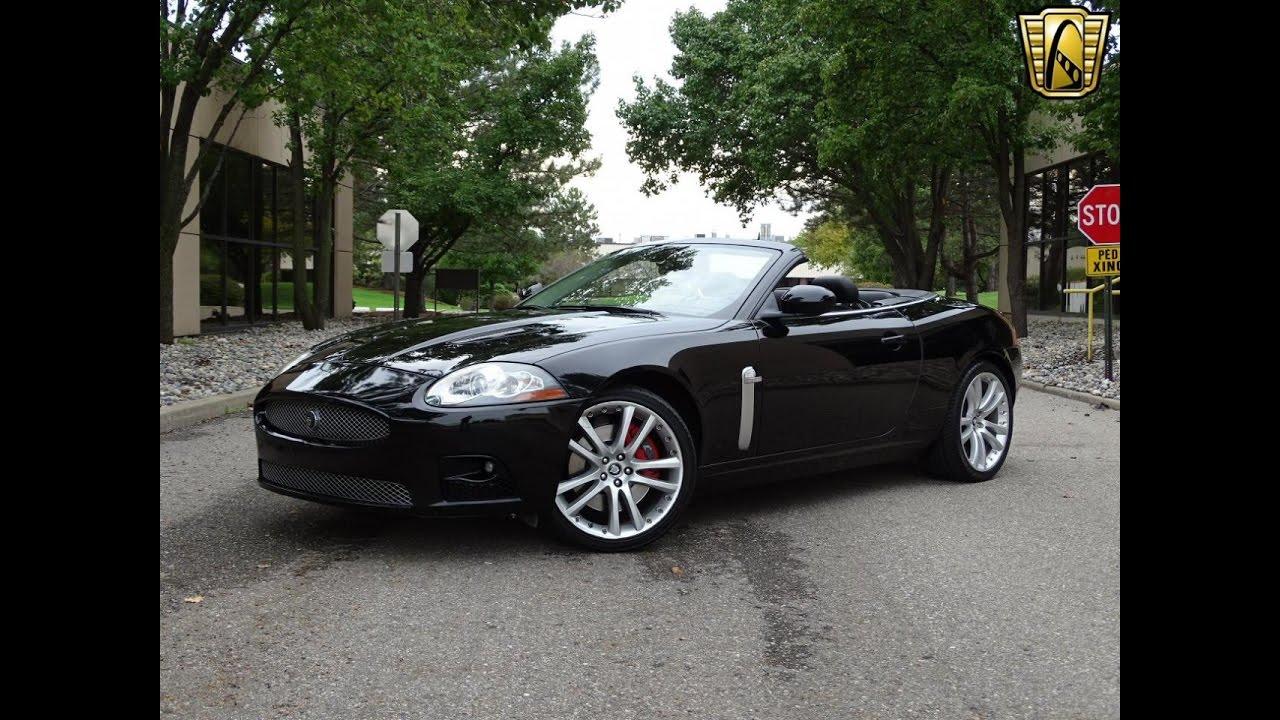 2007 Jaguar XKR Stock # 769-DET
