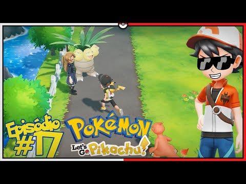 Pokémon Let's GO Pikachu #17 - A Rota Mais Difícil Do Jogo Até Agora!