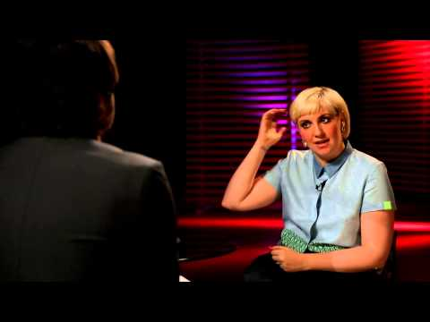 Lena Dunham talks about her mental health issues