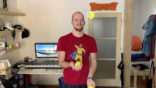 Cirkusáci #01 - Video každé pondělí, VÝZVA na konci videa!!!