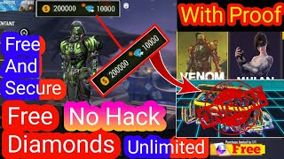 how to get free diamond in free fire no hack  2020  trick Unlimited Diamonds In Free Fire 100%