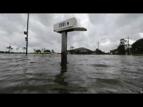 Worst Case Possible Comes True: Louisiana Sinking Fast