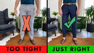 How Dress Pants Should PROPERLY Fit Gent 39 s Lounge 2020