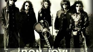 Bon Jovi - Living on a prayer. no drums, backing track for drummers