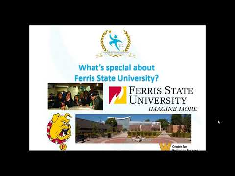 Getting to Know    FSM Higher Education Consortium  Ferris State University FYI Program Ferris Youth