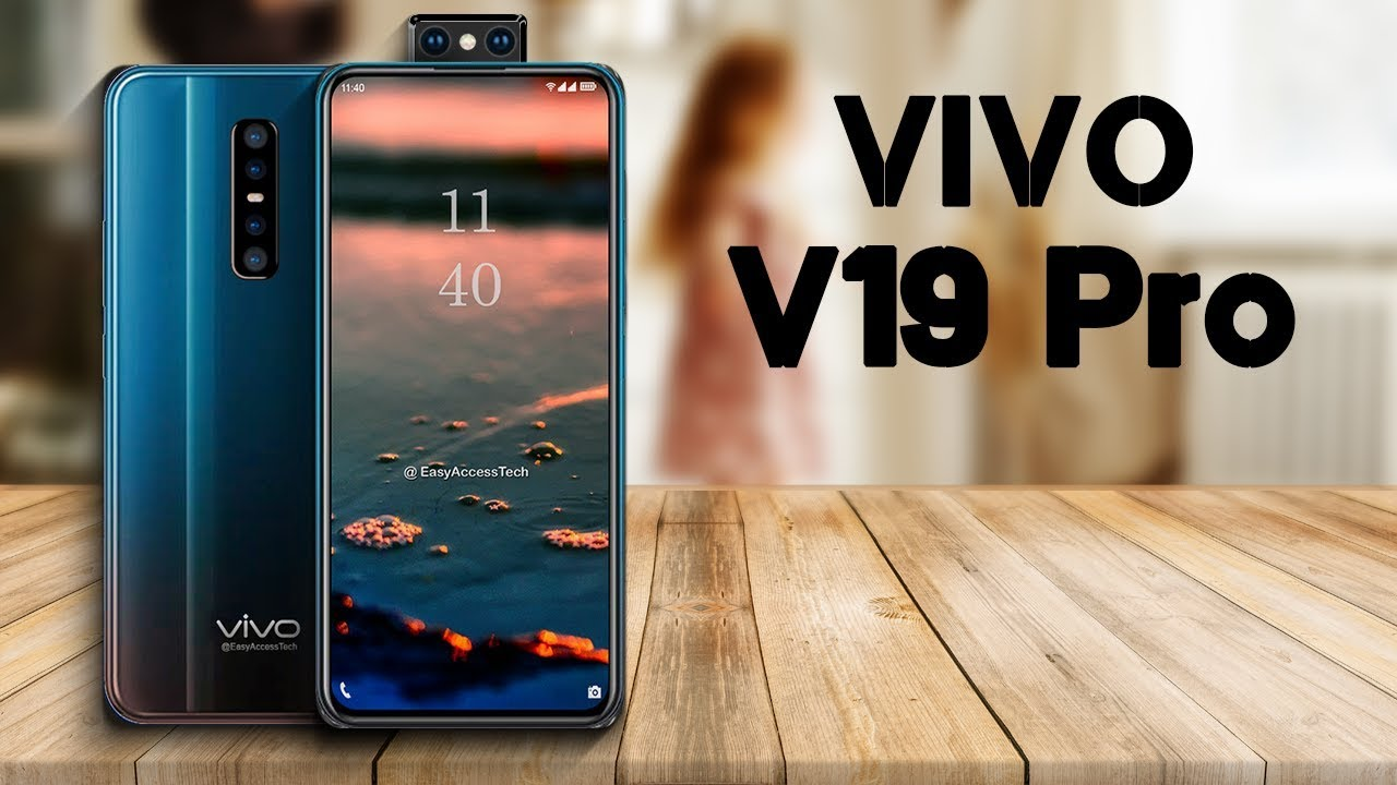 Vivo V19 Pro Dual Pop up Camera, Release Date, Price, Specs, First Look, Leaks, Concept, Trailer