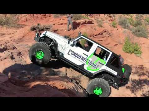 Centerforce at Easter Jeep Safari 2018