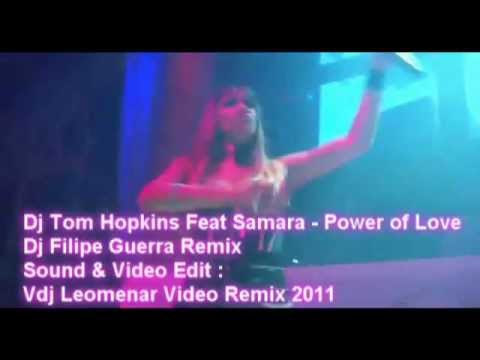 power of love - dj tom hopkins feat samara