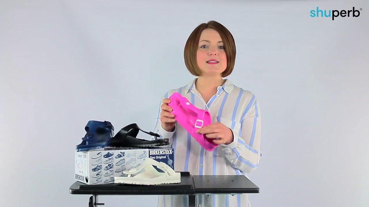 5d40e344a697 Birkenstock Gizeh EVA Womens Summer Sandals