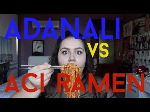 ACI RAMEN CHALLENGE! (불닭볶음면 FIRE NOODLE CHALLENGE)