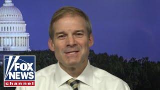 Jim Jordan: Dems are criticizing Trump for following the constitution