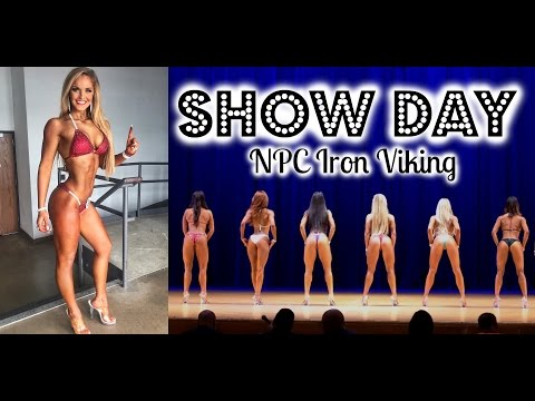 SHOW DAY VLOG | NPC Iron Viking