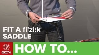 How To Set Up Your fi'zi:k Saddle