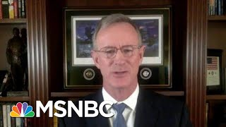 Clearing Of Peaceful Protesters Not Morally Right, Says Adm. McRaven | Morning Joe | MSNBC