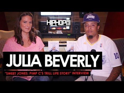 "Julia Beverly Talks ""Sweet Jones: Pimp C's Trill Life Story"", OZONE Magazine & More With HHS1987"