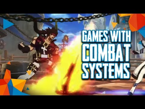 Top 10 Games with the Best (& Most Developed) Combat Systems