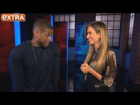 Usher Is Ready for the New Season of 'The Voice'