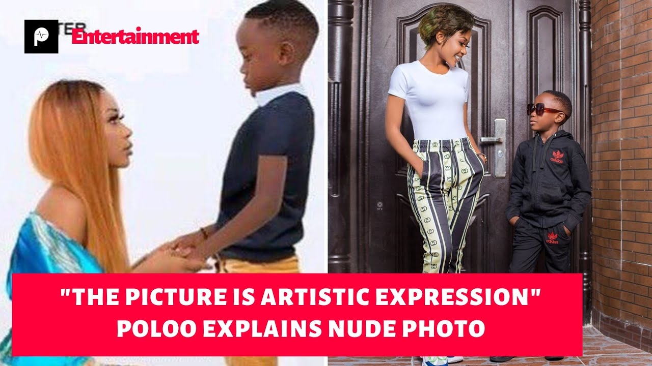 Akuapem Poloo explains nude photo with son after backlash