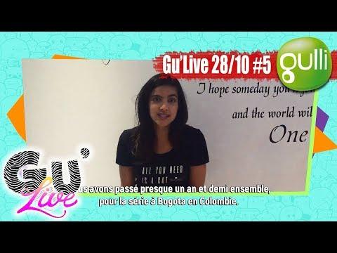 GU'LIVE HALLOWEEN 28/10 - Maria Gabriela (FRANKY) ! Tous les samedis à 13h30 sur Gulli! #5