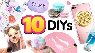 5 MINUTEN DIYs Geschenke 😍 10 Ideen!!! ⭐ Wie macht man Spielzeug! Deutsch German