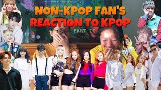 NON-KPOP FAN REACTS TO KPOP! (PART II-BLACKPINK, GOT7,KARD,AKMU) 【欢迎来到KPOP 第一集】