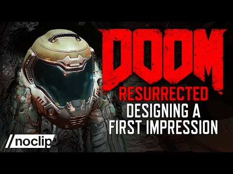 DOOM Documentary: Part 2 - Designing a First Impression