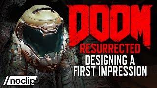 DOOM Resurrected [Part 2] - Designing a First Impression (Doom Documentary)