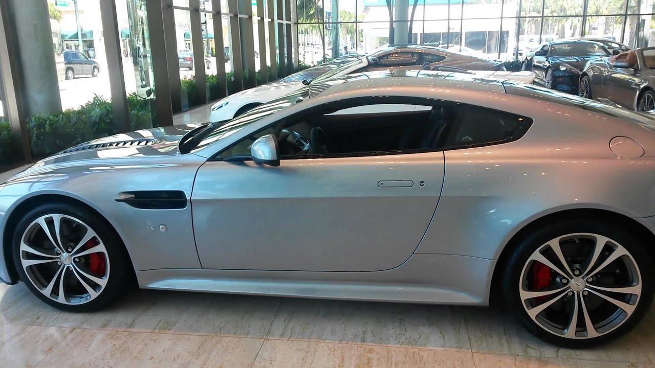 Aston Martin V Vantage S Palm Beach Motor Cars YouTube - Palm beach aston martin