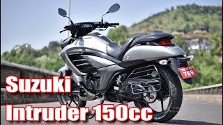 Suzuki Intruder 150cc Launched for ₹98,340 in India - Reviews | Top Speed | Mileage | Price |