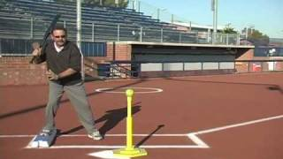 Softball Hitting Instruction by Mike Candrea - 4X6 Drill