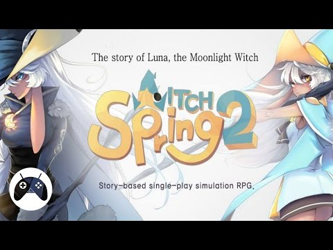 WITCH SPRING  2 Android Gameplay