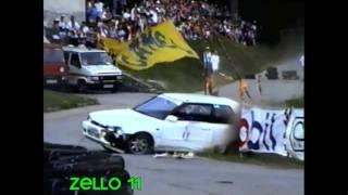 Big Rally Crash Compilation 1
