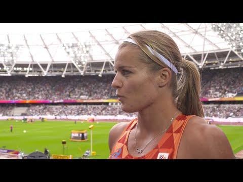 WCH 2017 London - Dafne Schippers NED 100 Metres Heat 4