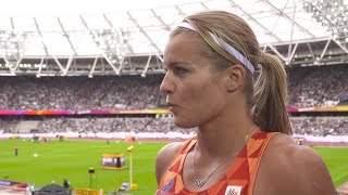 WCH 2017 London - Dafne Schippers NED 100 Metres Heat 4