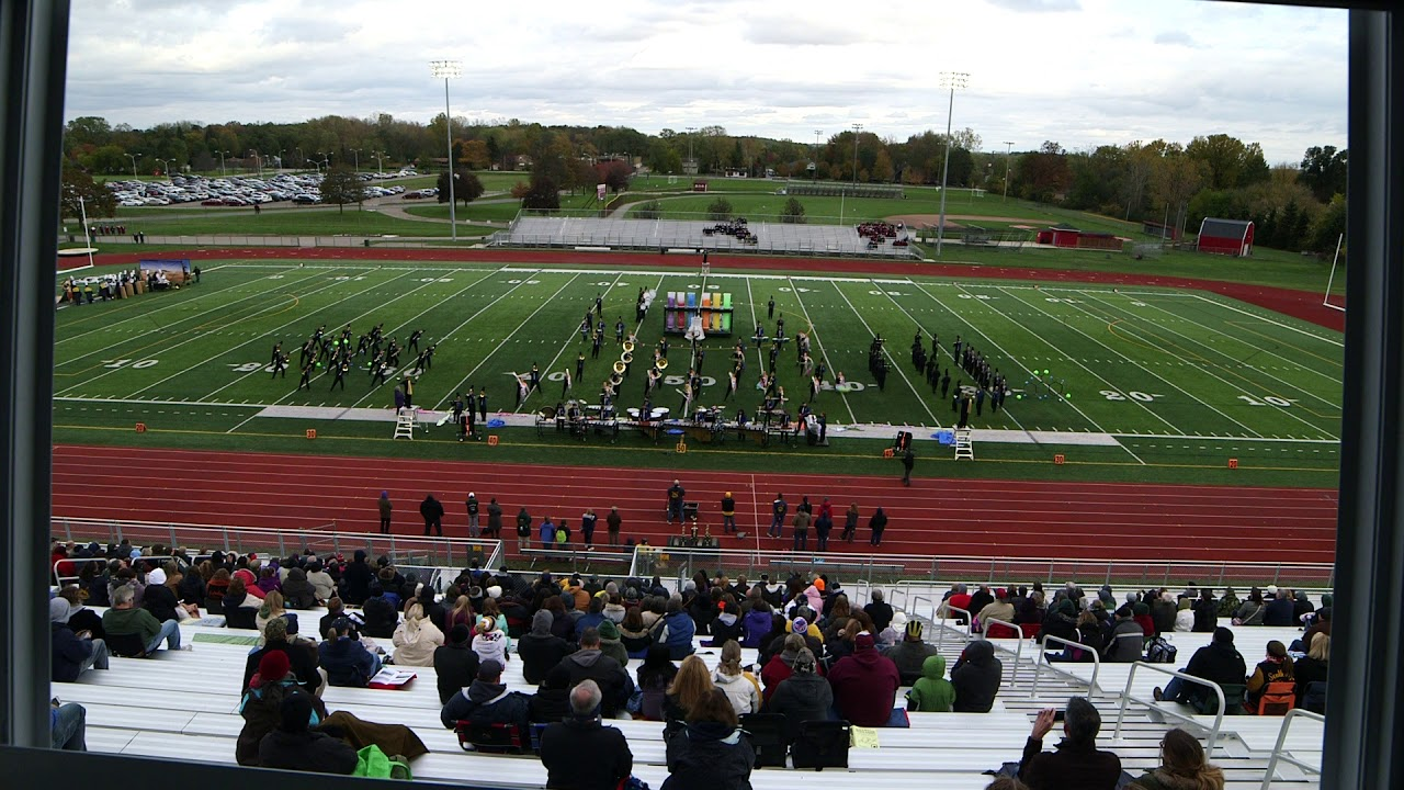 "2017 Wyandotte Marching Chiefs perform ""Chemistry"" @ Great Lakes Invitational (10/28/17)"