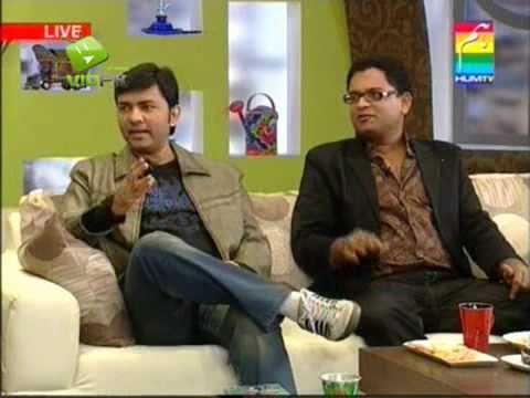 Morning with HUM - Sajjad Ali and Waqar Ali LIVE P 1/2