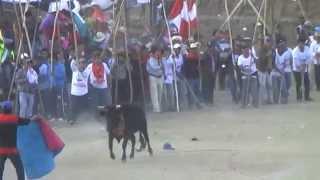 toril de soras 2014 corrida de toros fam jauregui huamani