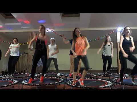Trampoline workout mix 2