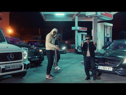 Смотреть клип Rim'K Ft. Hamza & Leto - Benzo