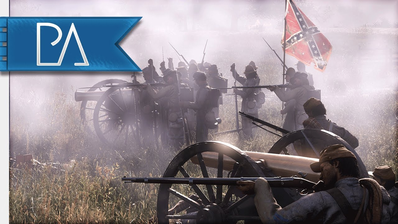 THE MOST REALISTIC MILSIM VIDEO GAME EVER - War of Rights Event!