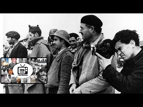 The Spanish Earth: Hemingway, Ivens, and the Spanish Civil War (1937 Poetic Documentary)