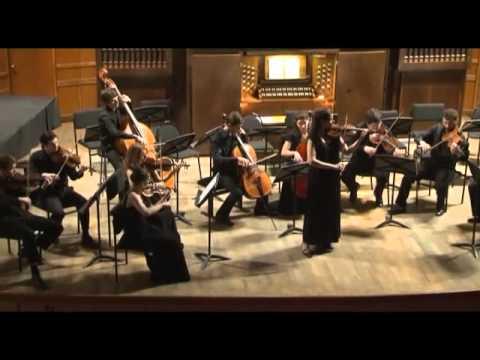 "Mozart - Kreisler - Rondo in G Major ""Haffner"" - Maria Lazareva"