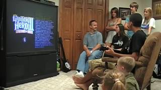 Luar Biasssa !! Pria Ini Membuat Takjup Keluarganya Dengan Bermain Game Ini!!