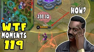 Hanzo Smart Body - Mobile Legends WTF Moments Funny Moments Episode 119