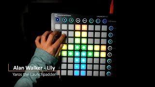 Alan Walker - Lily // Launchpad Cover