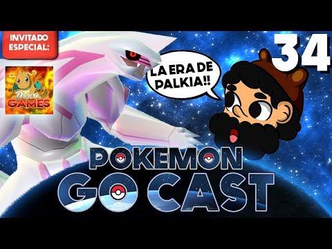 LA ERA DE PALKIA!! ft. DracoGames | POKEMON GO CAST EP 34 | 8BitCR thumbnail