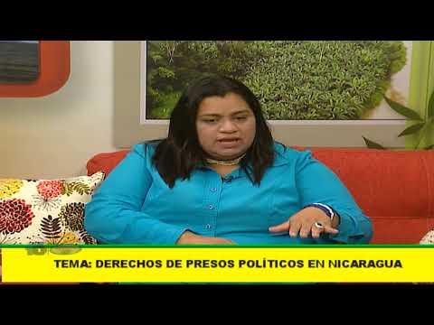 🔴EN VIVO: Derechos De Presos Políticos En Nicaragua